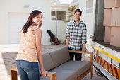 déménager meuble